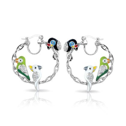 Aviary Earrings