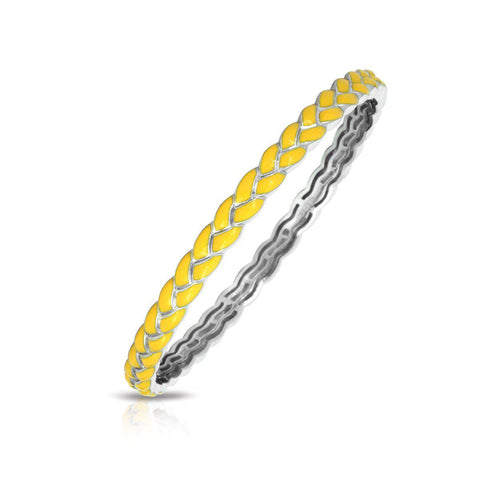 Braid Solid Bangle