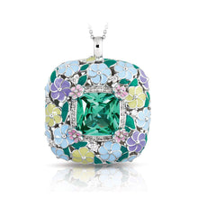 Load image into Gallery viewer, Enchanted Garden Pendant