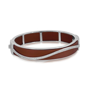 Enrapture Wavy Bangle
