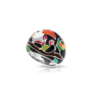 Love Toucan Ring