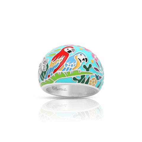 Macaw Ring