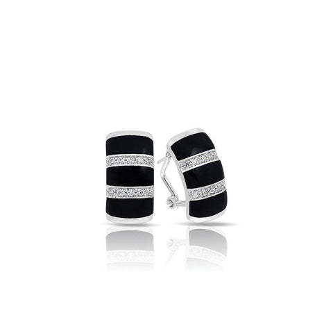 Regal Stripe Earrings