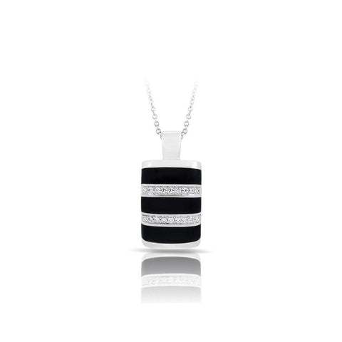 Regal Stripe Pendant