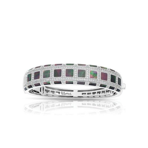 Regal Mother-of-Pearl Bangle