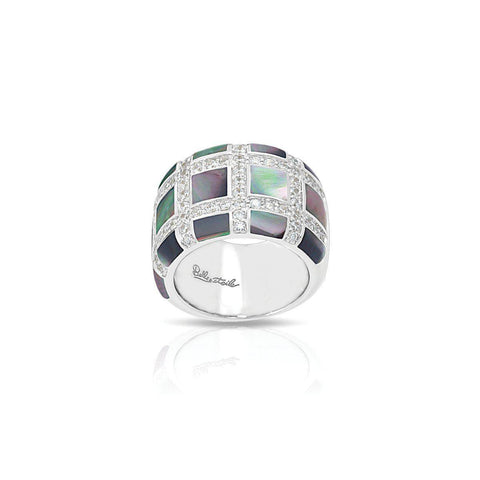 Regal Mother-of-Pearl Ring