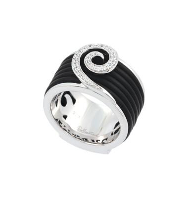 Swirl Rubber Ring