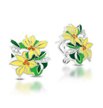Load image into Gallery viewer, Tiger Lily Earrings