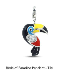 Birds of Paradise Pendant