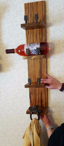 Cowboys and Indians Wine Rack