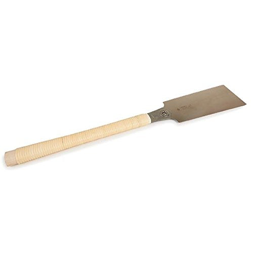 Ryoba 9-1/2inch Double Edge Razor Saw for Hardwoods from Japan Woodworker 1.7mm Teeth Pitch