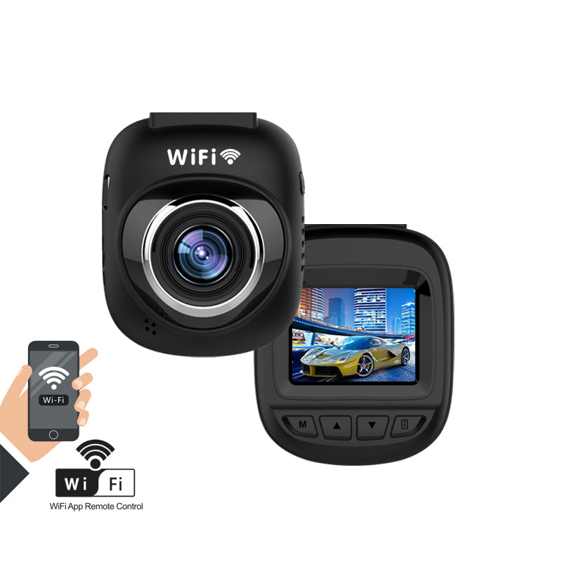 T100 WIFI Dashcam