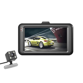 T636 - Front and rear Dashcam