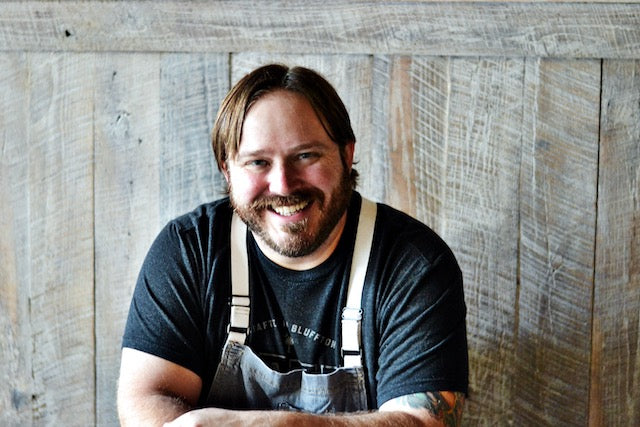 THE HOT SEAT: Chef Brandon Carter of FARM Bluffton
