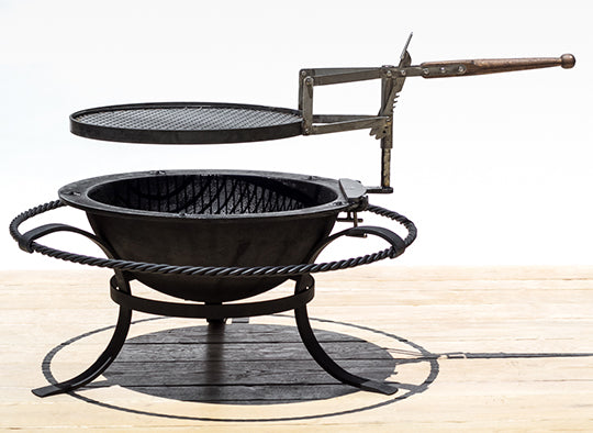 OUTDOOR KITCHEN SEA ISLAND FORGE