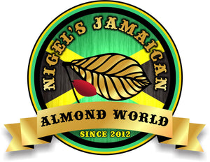 Nigels Jamaican almond world