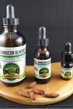 Nigels Jamaican Almond oil
