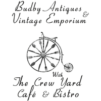 Budby Antiques Vintage Emporium with The Crew Yard Cafe