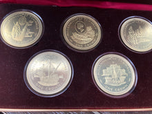 Collection of Millennium Coins