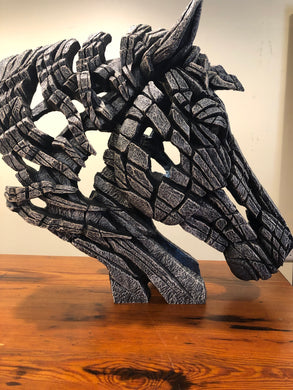 Edge Sculpture - Horse's Head
