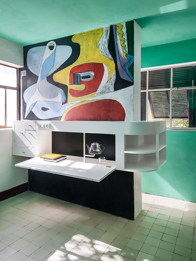 Eileen Gray's E-1027: The modernist home filled with stories