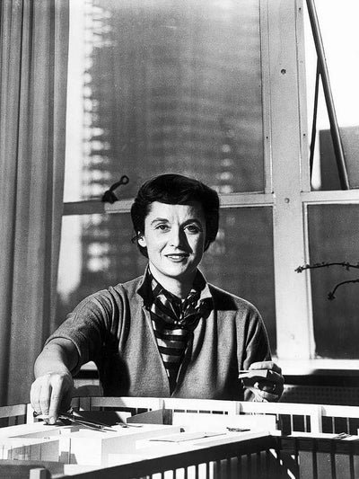 Remembering The Design Pioneer: Florence Knoll
