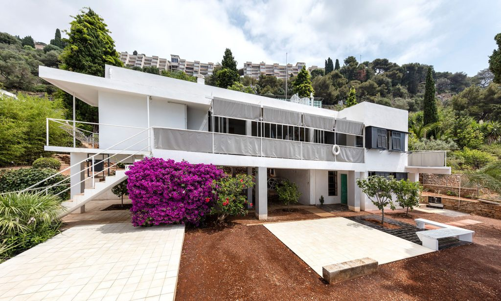 E-1027 Cap Moderne South of France modernist architecture