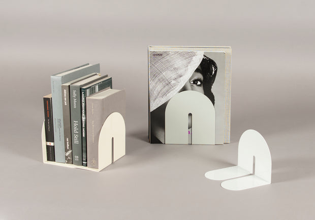 Dumbo Bookend - Small Super White