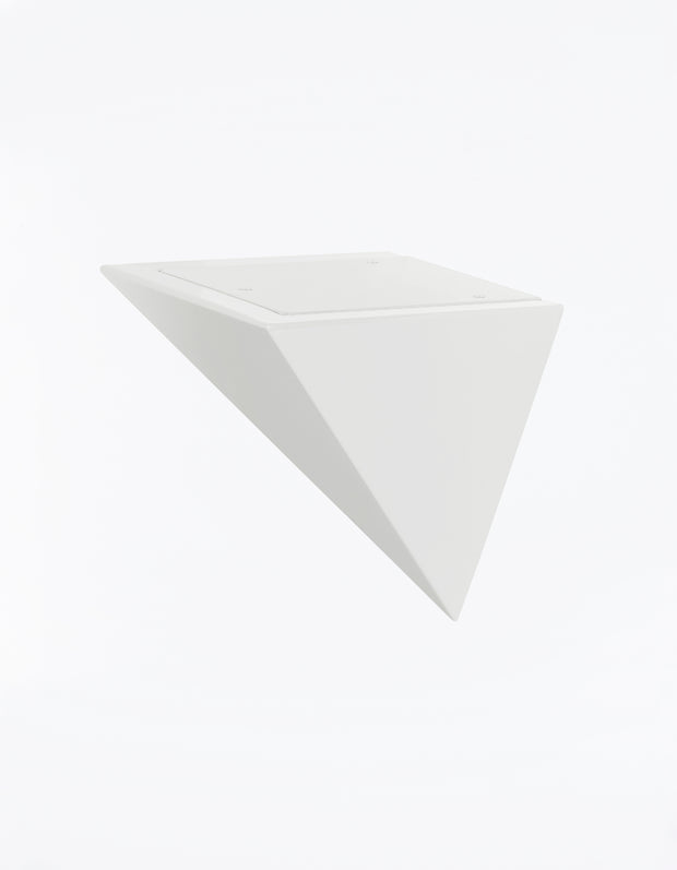 NEW Pyramid Bracket in White