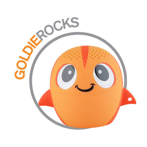GoldieRocks the Goldfish My Audio Pet