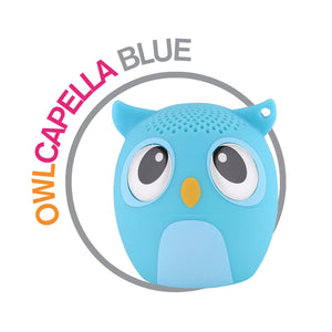 OwlCapella Blue the Owl My Audio Pet