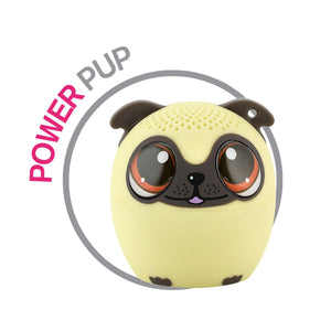 Power Pup the Pug Puppy My Audio Pet