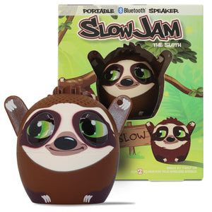 Slow Jam the Sloth