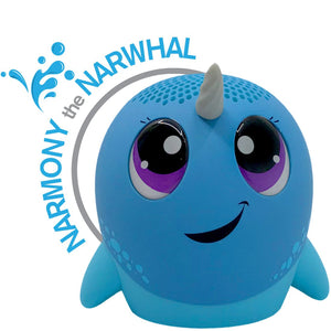 Narmony the Narwhal My Audio Pet SPLASH