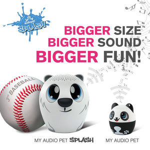 AuROARa BEARealis My Audio Pet SPLASH