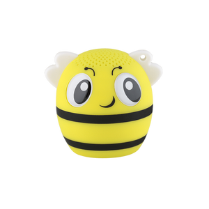 My Audio Pet BumbleBeat Wireless Bluetooth Speaker with True Wireless Stereo Bee looking at you