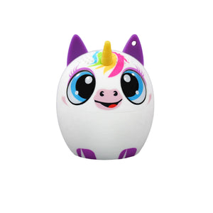 My Audio Pet UniChord Wireless Bluetooth Speaker with True Wireless Stereo Magical Unicorn looking at you
