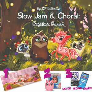 My Audio Stories: Slow Jam and Choral: The Forest of Bugaboo with Choral Kit