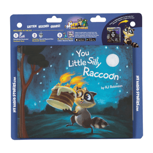 My Audio Stories: You Silly Little Raccoon Kit