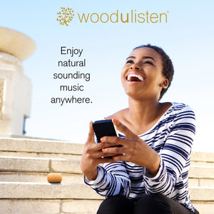 WoodUListen - Natural Set
