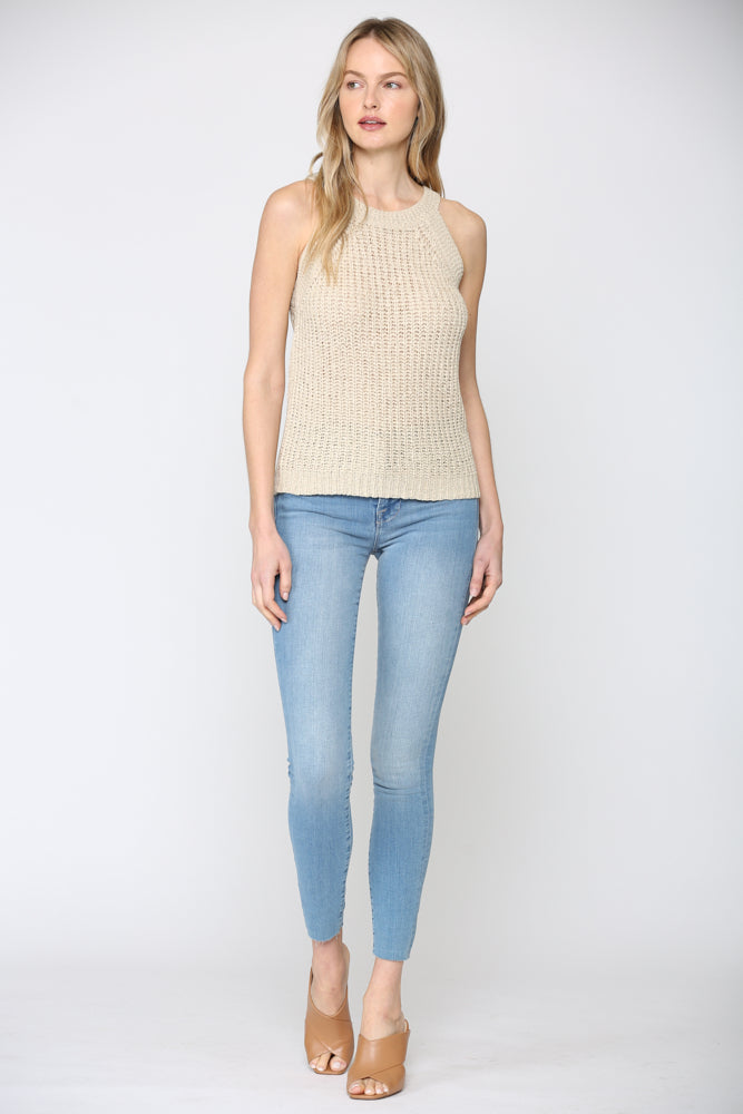 Yarn Sweater Tank