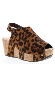 Picadillo Wedge Sandal