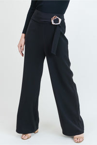 Simply Stated High Waist Pants