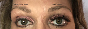 CoCo Luxurious Mink Eyelashes