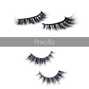 Luxurious Mink Eyelashes
