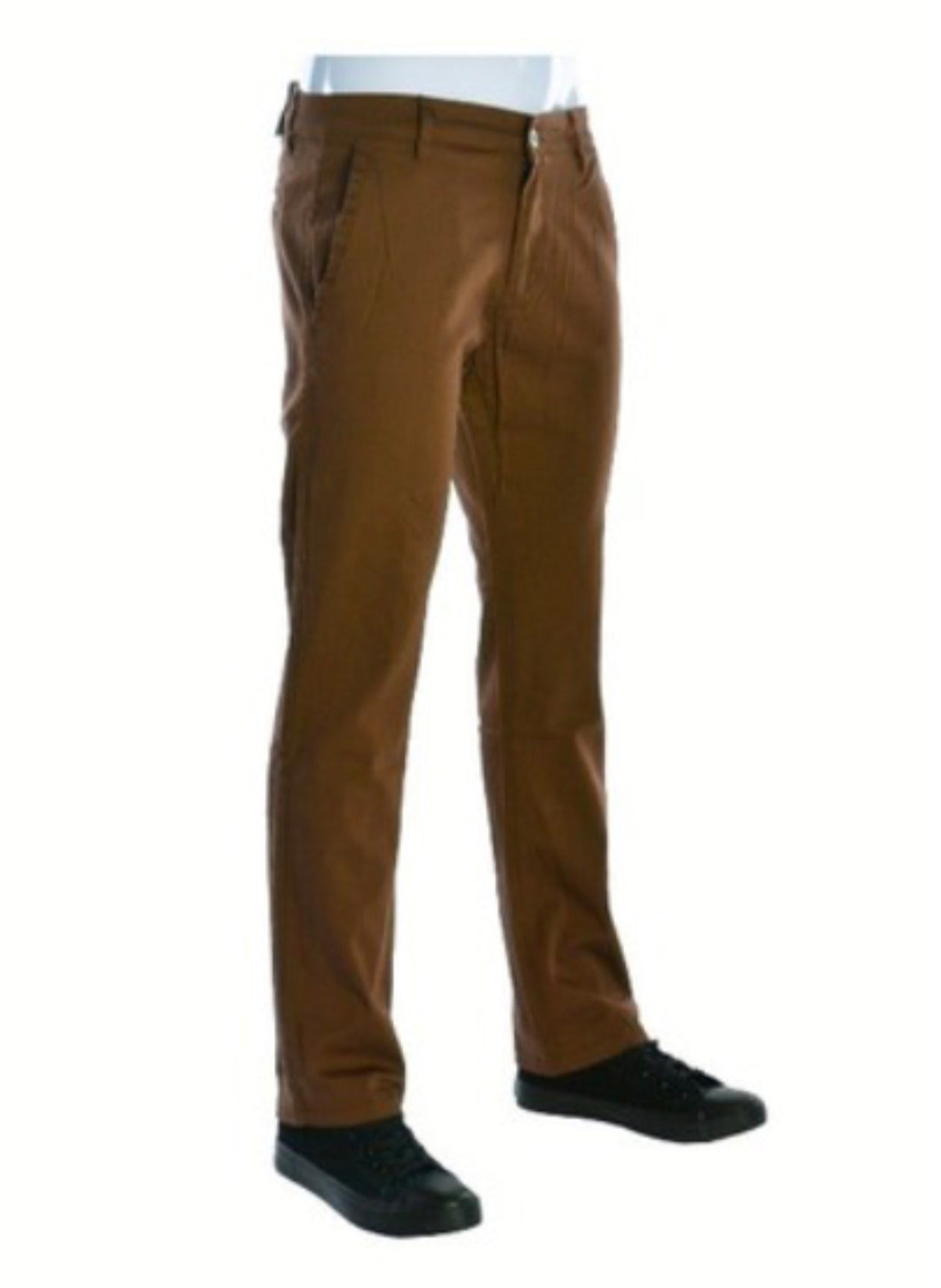 Men's Tobacco Dress Pants