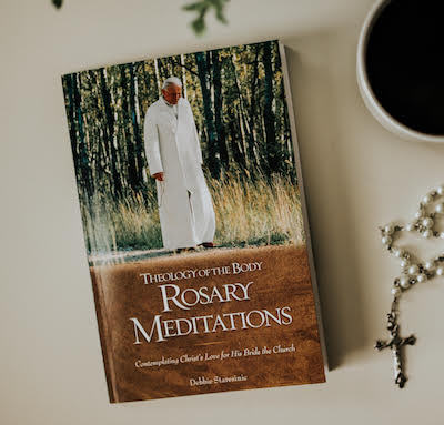 Theology of the Body Rosary Meditations