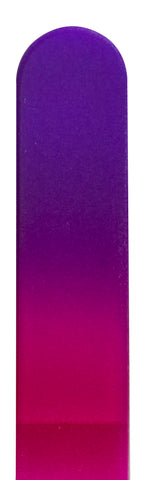 Purple Magenta Color Nail File