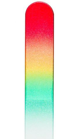 Red Yellow Blue Color Nail File