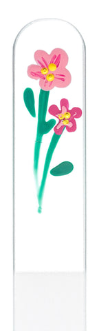 Aster Hand Painted Nail File